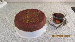 """Шоколадный торт """"К чаю"""". Выпекаем в мультиварке"""